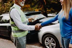 Bezahlung Schaden ohne Versicherung