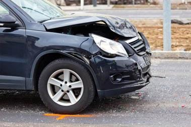 Kasko Schaden am Auto Vorne